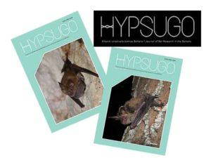 Hypsugo – Glasnik za istraživanje šišmiša Balkana
